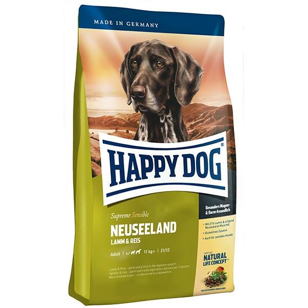 102861 happy dog supreme neuseeland gyomorkimelő 12,5kg hellodog kutyatapok.eu