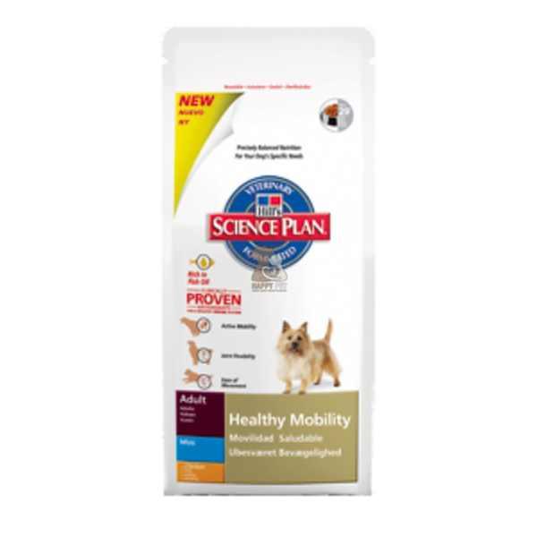 Hill`s SP Canine adult healthy mobility mini kutyatáp 7,5 kg hellodog kutyatapok.eu